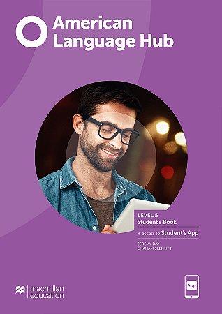 American Language Hub - Student's Pack & App W/Wb (W/Key) - 5