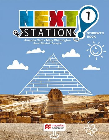Next Station 1 - Student's Book