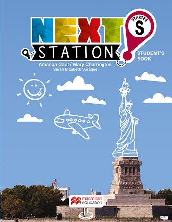 Next Station - Starter - Student's Book
