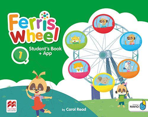 Ferris Wheel 1 - Student's Book + App