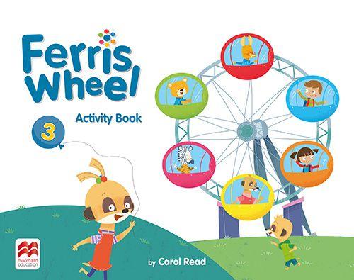 Ferris Wheel 3 - Activity Book