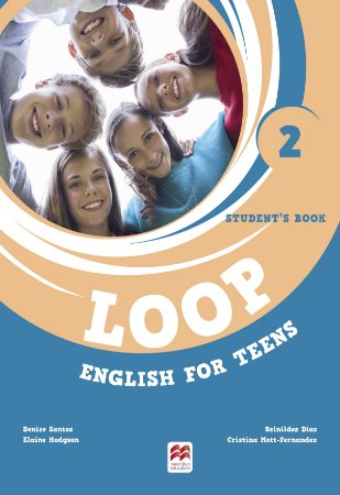 Loop English For Teens Student's Book W/Digital Book-2