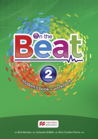 On The Beat: Student's Book W/Wb & Digital Book-2