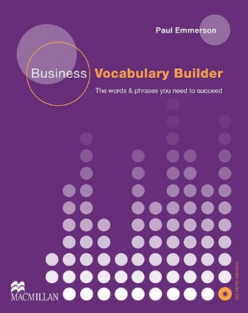 Business Vocabulary Builder Sb With Audio CD