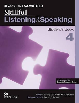 Skillful Listening & Speaking 4 - Student's Book