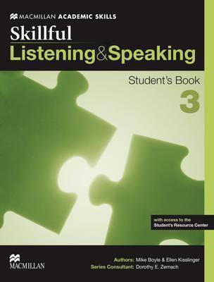 Skillful Listening & Speaking 3 - Student's Book