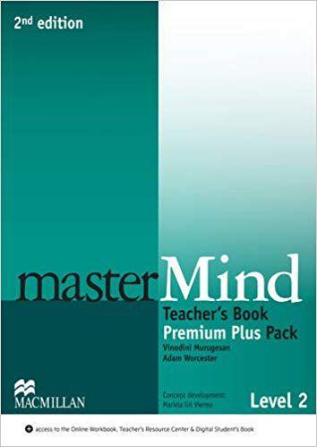 Mastermind 2 - Teacher's Book Premium Plus Pack