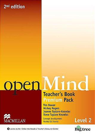 Openmind 2nd Edition Teacher's Book Premium Pack-2