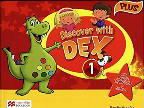 Discover With Dex 1 - Pupil's Book With Pupil's Digital Kit + Stickers