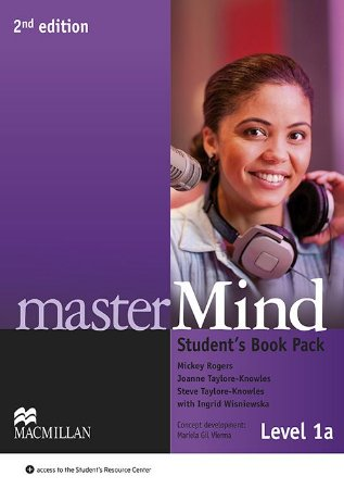 Mastermind 2nd Edition Student's Book W/Webcode & Dvd-1A