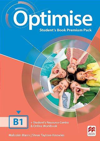Optimise Student's Book Premium Pack B1