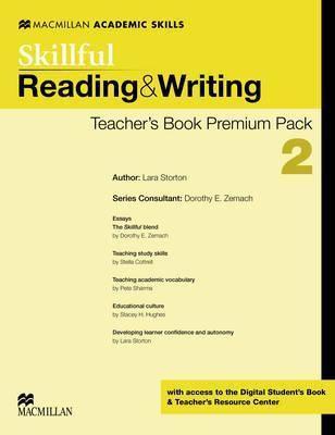 Skillful Reading & Writing 2 - Teacher's Book Premium Pack