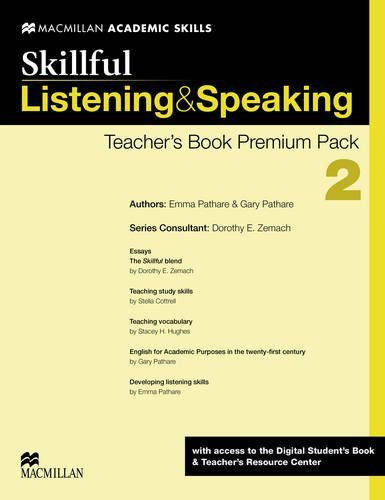 Skillful Listening & Speaking Teacher's Book Premium Plus-2
