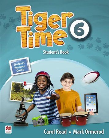 Tiger Time 6 - Student's Book With Resource