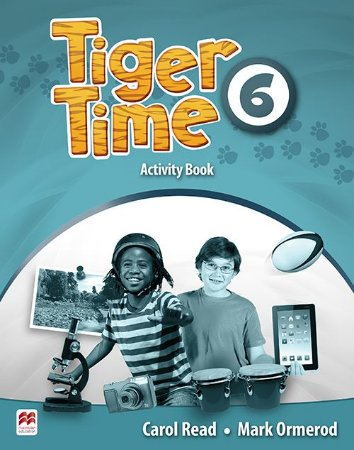 Tiger Time 6 - Activity Book