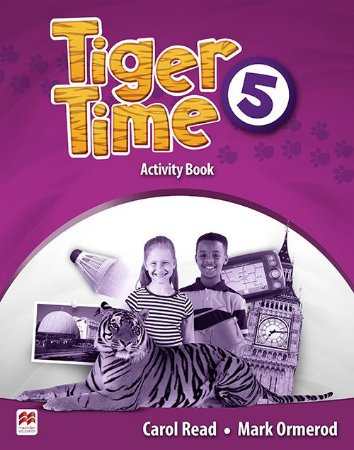 Tiger Time 5 - Activity Book