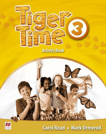 Tiger Time 3 - Activity Book