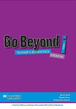 Go Beyond Teacher's Book Premium Pack-Intro
