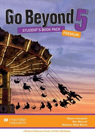 Go Beyond Student's Book W/Webcode & Owb Premium-5