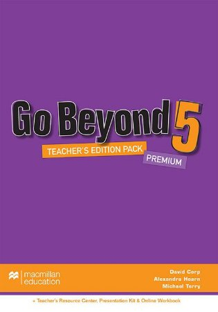Go Beyond Teacher's Book Premium Pack-5