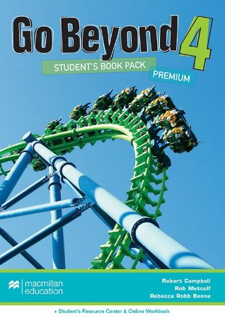 Go Beyond Student's Book W/Webcode & Owb Premium-4