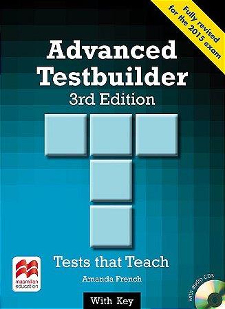 Advanced Testbuilder 3Rd Edition Student's Book Pack (W/Key)