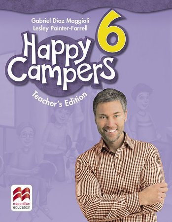 Happy Campers Teacher's Book Pack-6