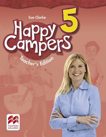 Happy Campers Teacher's Book Pack-5