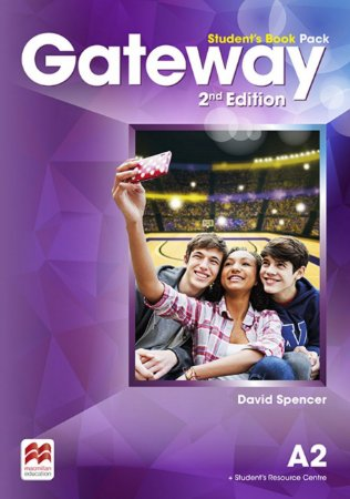 Gateway 2nd Edition Student'S Book Pack W/Workbook A2