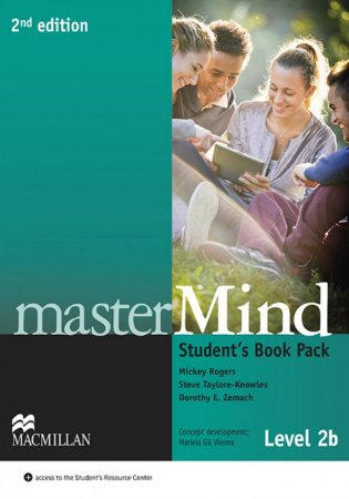 Mastermind 2nd Edition Student's Pack With Workbook-2B