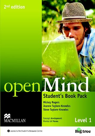 Openmind 2nd Edition Student's Pack With Workbook-1