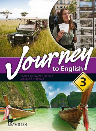 Journey To English Student's Pack-3
