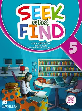 Seek And Find Student's Book With Multi Rom & Digital Book-5