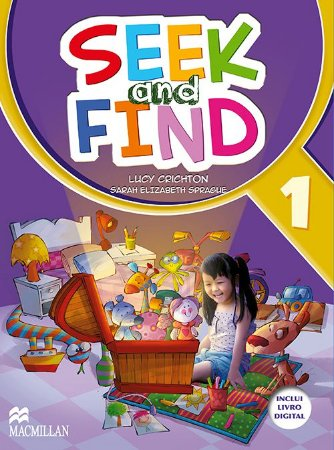 Seek And Find Student's Book With Multi Rom & Digital Book-1