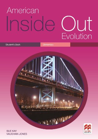 American Inside Out Evolution Student's Book - Elementary