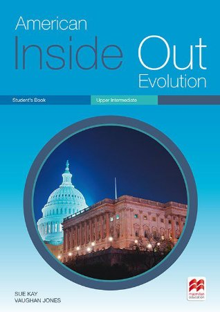 American Inside Out Evolution - Student's Book -  Upper Intermediate A