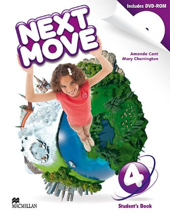 Next Move 4 Student's Book With Dvd-Rom