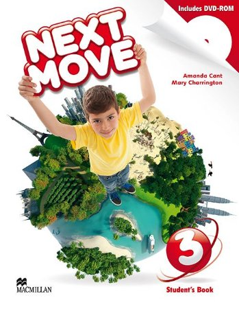 Next Move 3 Student's Book With Dvd-Rom-3