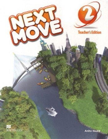 Next Move 2 Teacher's Edition With Website Code