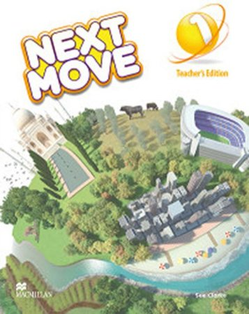 Next Move 1 Teacher's Edition With Website Code