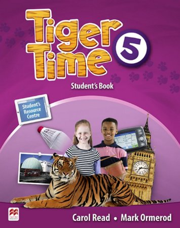 Tiger Time 5 - Student's Book With eBook Pack