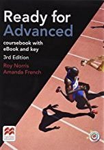 Ready For Advanced 3Rd Edition Student's Book W/eBook Pack - (W/Key)
