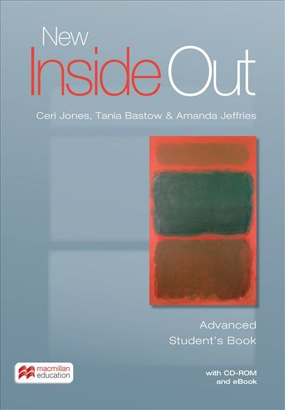 New Inside Out - Advanced - Student's Book With CD-Rom And eBook