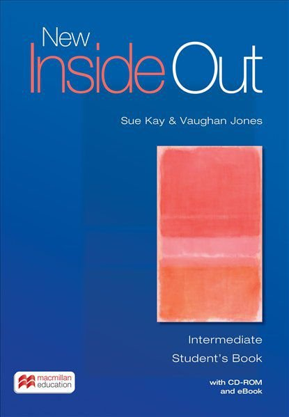 New Inside Out - Intermediate - Student's Book With CD-Rom And eBook