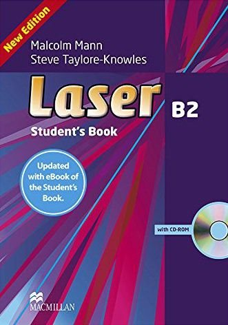 Laser B2 - Student's Book With Bbook Pack