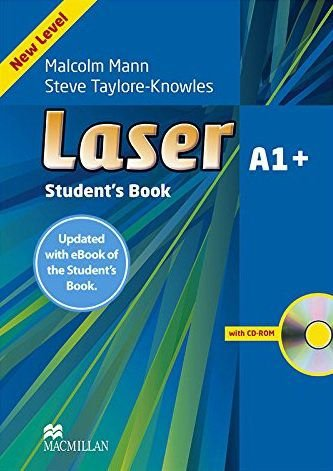 Laser A1+ - Student's Book With eBook Pack