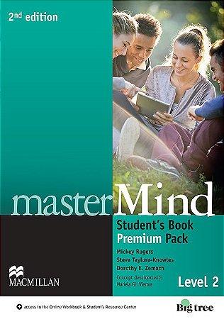 Mastermind 2nd Edition Student's Book W/Webcode & Dvd Premium-2