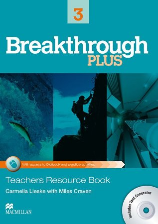Breakthrough Plus Tb W/ Test Generator E Digibook Code-3