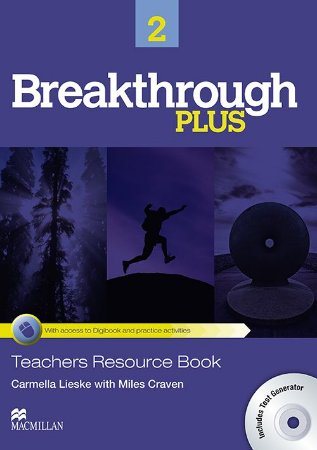 Breakthrough Plus Tb W/ Test Generator E Digibook Code-2