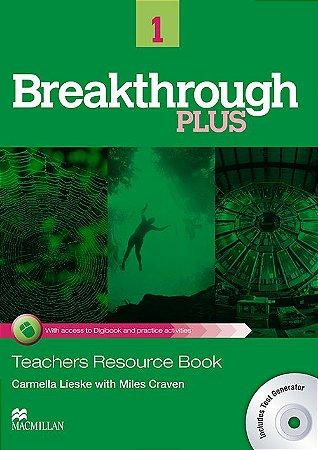 Breakthrough Plus Tb W/ Test Generator E Digibook Code-1